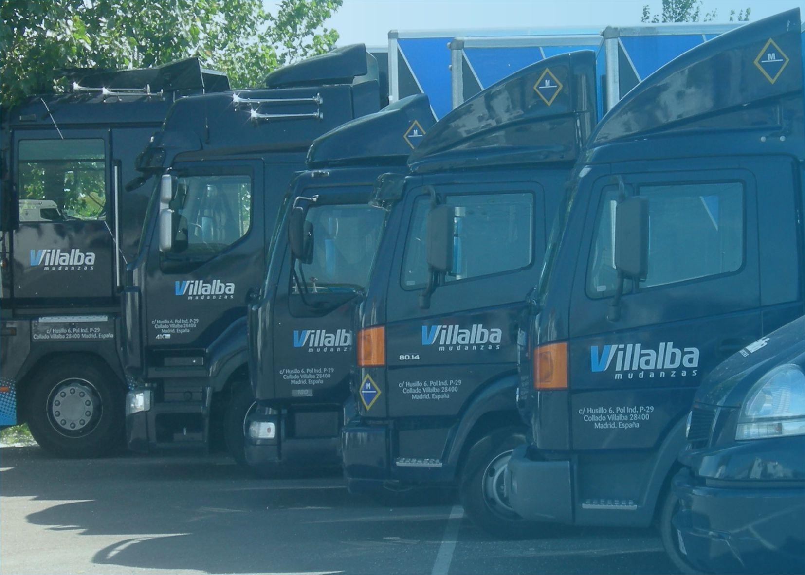 vehiculos para mudanzas