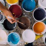 Pintura del hogar